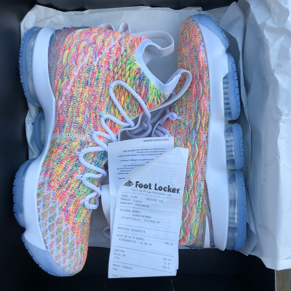newest 4bc7b 53241 Lebron 15 Fruity Pebbles